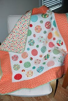 """FREE pattern: """"Candy Buttons"""" from Moda Bake Shop"""