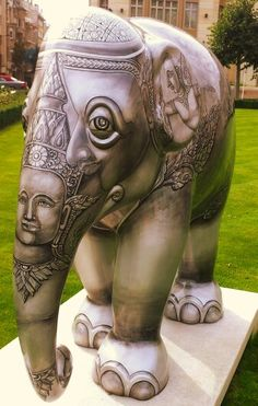 elephant parade 2013 luxembourg