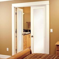 Jeld Wen 30 In X 80 In Princeton Primed Left Hand Smooth