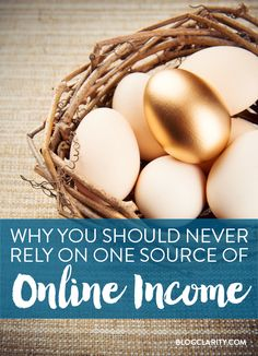 Don't get burned with your online income. Monetize your blog with multiple streams of income so this doesn't happen to you!