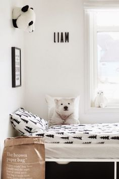 6 Neutral Kids Rooms wih a Touch of Grey