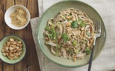 really great recipe, one of my favorites! Soba Noodles with Peanut Sauce