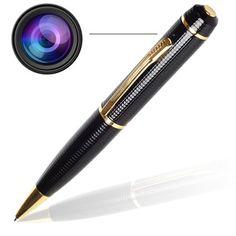 front view spy pen