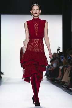 Jonathan Simkhai Women Fashion Show Ready to Wear Collection Fall Winter 2017 in New York