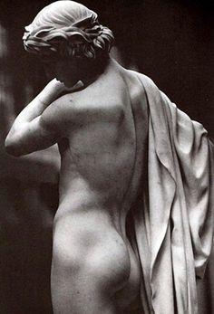 Narcissus, Paul Dubois, 1866.