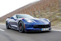 Corvette Grand Sport vs Porsche 911 GTS Imagen 10 - Galería de fotos - Autobild.es
