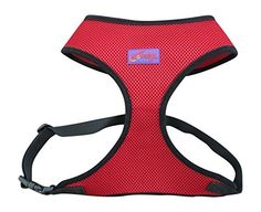 Kavsy™ Best Soft Mesh Harness Kavsy http://www.amazon.com/dp/B00O3PS5A0/ref=cm_sw_r_pi_dp_EqHWvb0PJGHPM