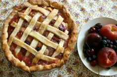 ... images about Recipes+Pies on Pinterest | Pies, Apple pies and Crusts
