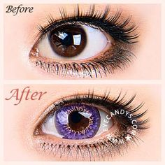 colored eye contacts Shop our large selection of brown & hazel circle lenses and color contact lenses. From luscious chocolate to warm caramel brown, we have every shade you need t Prescription Colored Contacts, Colored Eye Contacts, Grey Contacts, Color Contacts, Brown Contact Lenses, Cosmetic Contact Lenses, Coloured Contact Lenses, Circle Lenses, Halloween Contacts
