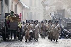 Tourist boost kicks off from BBC's 'War and Peace' in Lithuania LT Daily Tuesday, January 19, 2016 The filming of War and Peace is already generating huge interest in visitor trips to Lithuania, with leading newspapers in the UK running features on how tourists can come to experience some of the locations from the blockbuster series.  Read more: http://en.delfi.lt/lithuania/economy/tourist-boost-kicks-off-from-bbcs-war-and-peace-in-lithuania.d?id=70143536
