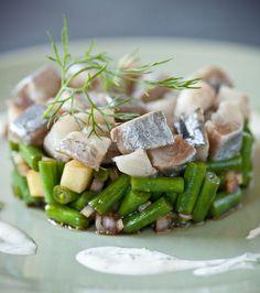 Dutch Recipes, Fish Recipes, Soup Recipes, Cooking Recipes, Healthy Recipes, Ceviche, Tapas, Deli Food, Salad Wraps