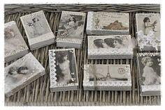 Country Home: Nostalgic matchboxes (DIY) ...