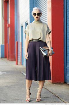 Saiba como usar a calça pantacourt