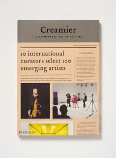 Creamier by Atelier Dyakova , via Behance