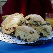 Westbrook Inn Cranberry-Orange Scones