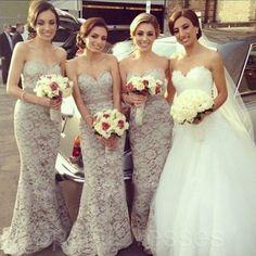 Those bridesmaids dresses!..