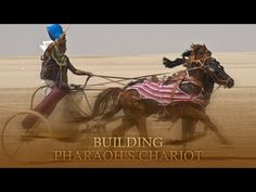 Building Pharaoh's Chariot | Nova PBS - YouTube