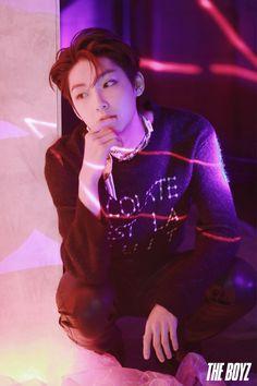 The boyz Kevin Fandom Kpop, Hyun Jae, The Prince Of Tennis, Star Awards, I Have A Crush, Album Songs, Asian Boys, Asian Men, Transformation Body