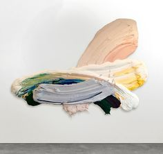 Donald Martiny's work captures the art of painting at the most micro level. These Paintings Look Like Strokes From the World's Largest Paintbrush