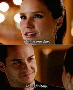 """Chicago PD. Linstead. Jay Halstead and Erin Lindsay.  """"Maybe one day"""""""