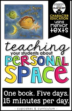 Personal Space Character Education Social Emotional Learning SEL is part of Character education - Emoti Social Skills Activities, Teaching Social Skills, Social Emotional Learning, Teaching Kids, Motor Activities, Elementary School Counseling, School Social Work, Elementary Education, Physical Education