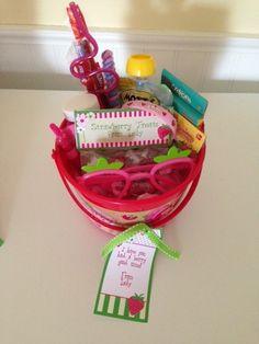 "Photo 1 of 20: Strawberry Shortcake / Birthday ""Lily's 3rd Birthday Party"" | Catch My Party"