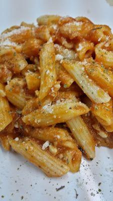 Cocina Basica y Fresca: MACARRONES CON BECHAMEL CBF@