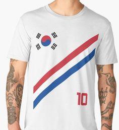39f399803db38 Men s Premium T-Shirt by 7United Futebol Soccer