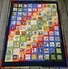another I spy quilt.  so fun Creators name is Papilia at craftsy.com