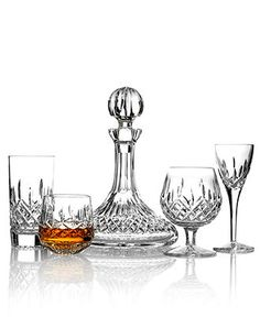 Waterford Barware, Lismore Collection - Barware - Dining & Entertaining - Macy's