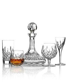 Waterford Barware, Lismore Collection - Barware - Dining & Entertaining - Macy's