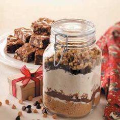 Peanut Butter Brownie Mix Recipe