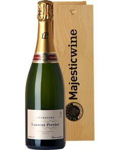 Laurent-Perrier Brut Single Bottle Champagne A lighter house style. Subtle citrus, toast and spice predominate this perfectly balanced Champagne, with a strong structure giving the wine good food compatibility. An excellent aperitif and impressi http://www.MightGet.com/january-2017-12/laurent-perrier-brut-single-bottle-champagne.asp