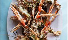 Nigel Slater's mussels, langoustine and herring recipes