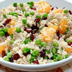 Mandarin Orange and Brown Rice Salad