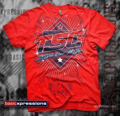 TSC Red T-Shirt