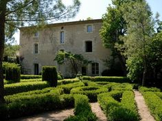 colours of gardens in the south of france - MY FRENCH COUNTRY HOME