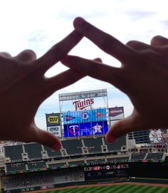 Alpha Chi UND loves our Minnesota Twins!