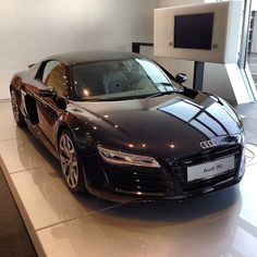 Audi R8. Give me one good reason for saying no