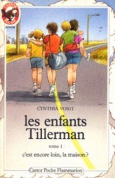 Les enfants Tillerman  Cynthia Voigt Une saga qui a marqué mon enfance, que j'ai lue et relue. Une belle histoire de famille, d'amitié et de courage.