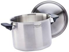 Vita Craft 6910.8004 6.0-Quart Pan and Cover Set *** Read more at the image link.