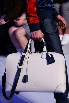 See detail photos for Louis Vuitton Spring 2016 Menswear collection.