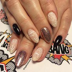@topknotnails Inspired by @celinaryden #nailchurch #nailswag #fingerbangme #fingerbang #fingerbangportland