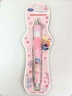 Product Name :Pilot Dr. Elsa Anna, Mechanical Pencils, Disney Frozen, Pilot, Disney Products, Japan, Stationary, Mechanical Pencil, Pilots