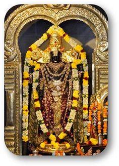 Daily Darshan (02-06-13) Sri Balaji @ISKCONNVCC, Pune