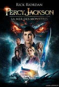 Sea of Monsters Official Poster