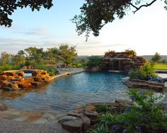 Eclectic Pool Design, Pictures, Remodel, Decor and Ideas - page 7