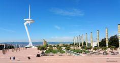 Olympiapark #Barcelona