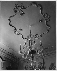 Chestertown Room Chandelier, Andre Kertesz, Winterthur