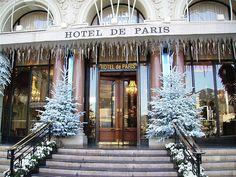 Hotel De Paris....